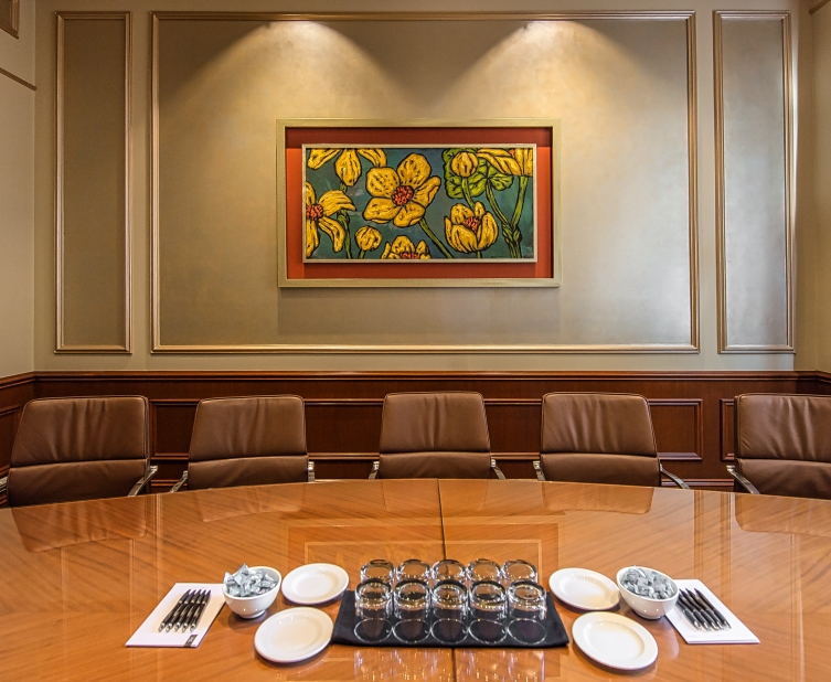 Conference or meeting room at The Playford Hotel