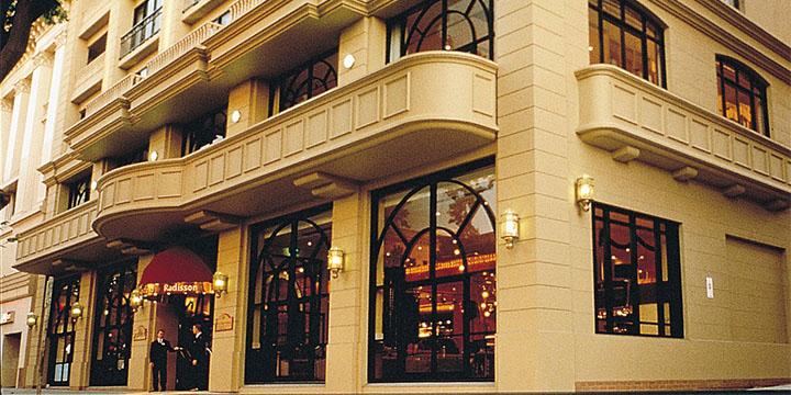 Hotel as Radisson Playford, Adelaide