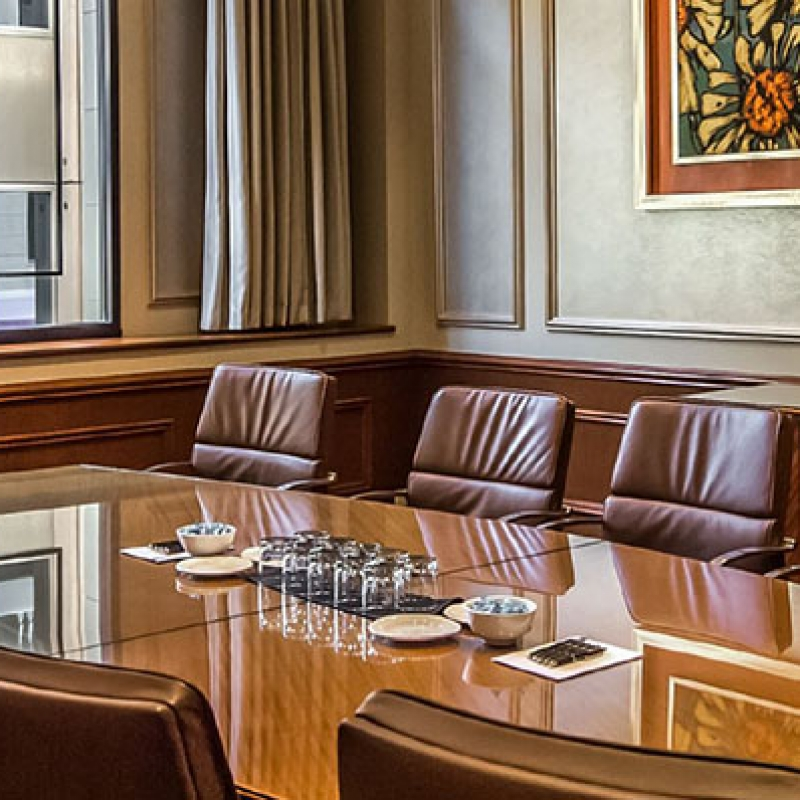 Playford Hotel conference room